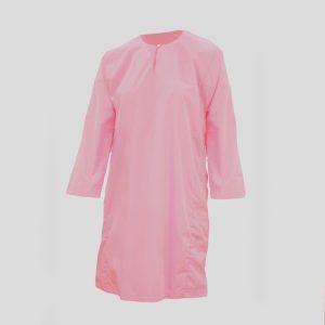 beeloon-malaysia-baju-kurung-pink-front-female