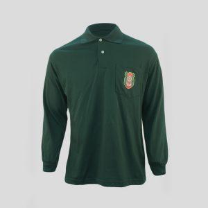 beeloon-malaysia-kadet-remaja-sekolah-dark-green-long-sleeve-front