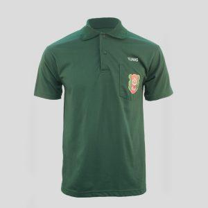 beeloon-malaysia-kadet-remaja-sekolah-tunas-dark-green-short-sleeve-front