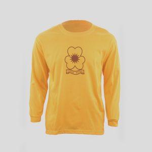 beeloon-malaysia-tunas-puteri-t-shirt-yellow-long-sleeve-front-female