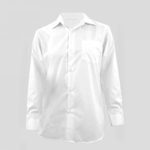 beeloon-malaysia-white-shirt-easy-care-long-sleeve-front