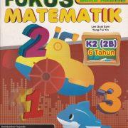 MATEMATIK 6 TAHUN K2 (2B)